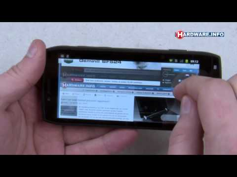 Acer Iconia Smart S300 review - Hardware.Info TV (Dutch)