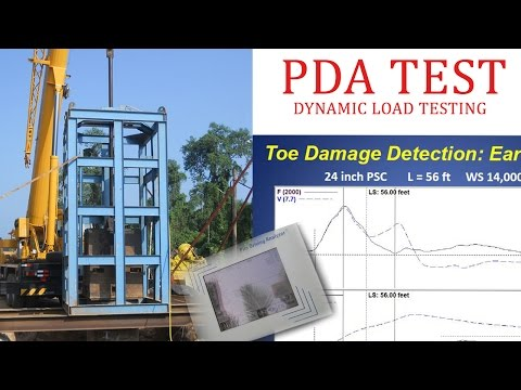 PDA Test ( Dynamic Load Testing )
