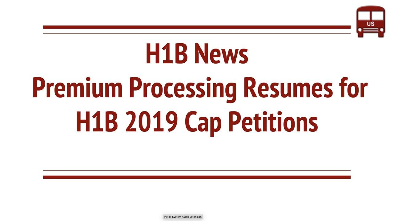 H1b lca database 2019