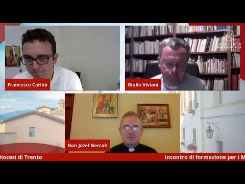 Incontro di formazione per i ministri straordinari dell'Eucaristia