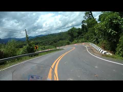 On Road 1148 - North Thailand - Extended Cut Firefly 8s