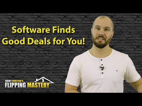 Real Estate Investing Software Finds Deals For You!