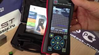 видео ультразвуковой дефектоскоп