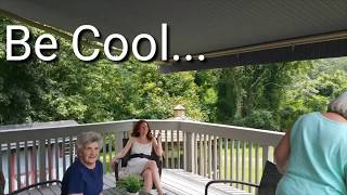 Cool Shade for a deck or patio. Outdoor Living Expert
