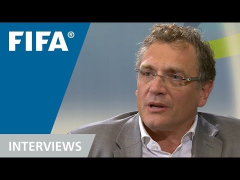 One Month To Go: Interview with Jérôme Valcke