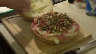 Muffuletta Sandwich! (cz Subs/české Titulky)
