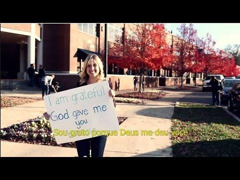 Deus me deu você - 'God gave me you'