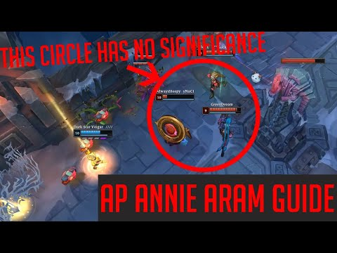 An Ap Annie Aram Advisory Guide Youtube General strategy guides on graves build guides on mobafire. an ap annie aram advisory guide