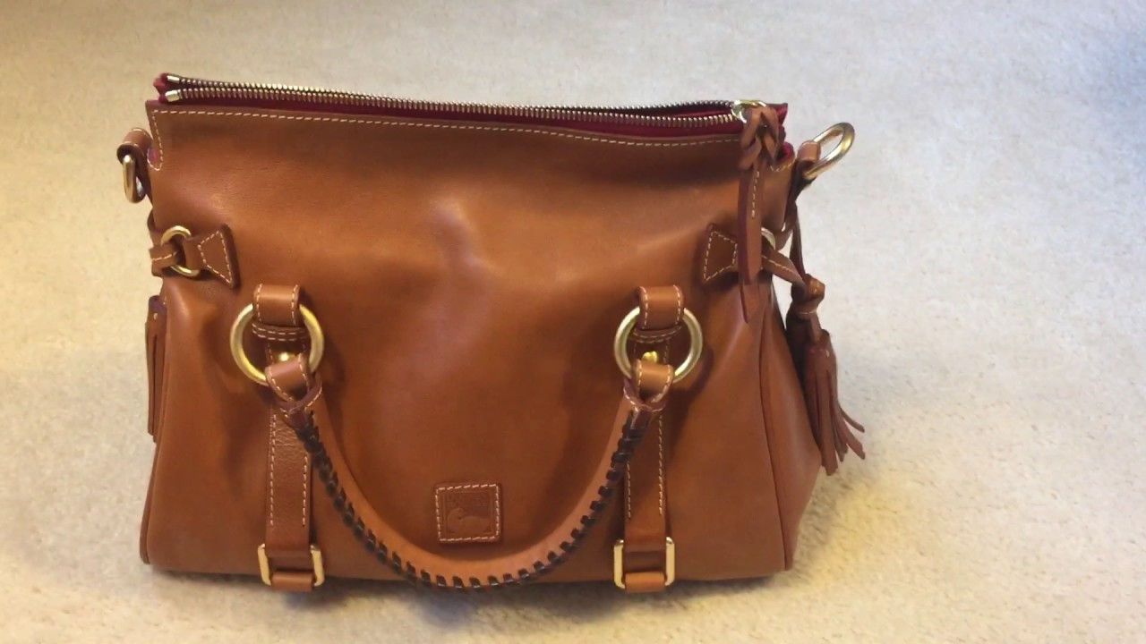 Dooney Bourke Florentine Satchels Made In America Vs China