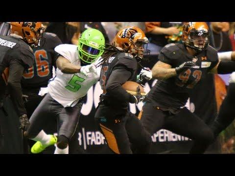 IFL Week 11 Highlights: Nebraska at Arizona
