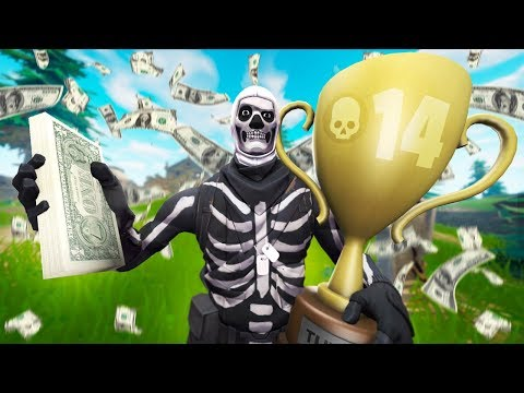 'por cada kill te dono $100' (Fortnite)