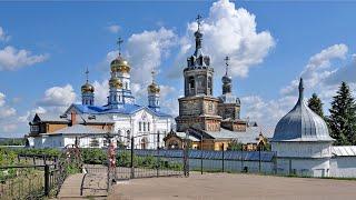 ЦИВИЛЬСК||Тихвинский Богородицкий женский монастырь||Поездка в Цивильск.