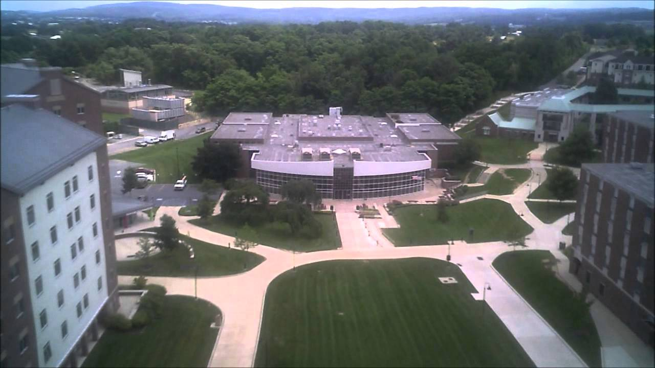 kutztown university south side  dorms