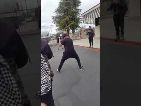 Antelope Valley High School fight 2