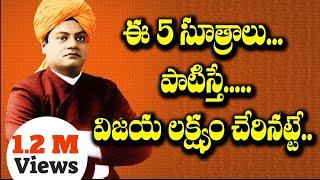 Swami Vivekananda - 5 Inspirational quotes for success    RECTV MYSTERY