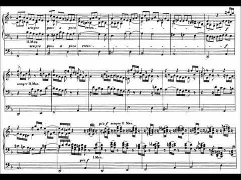 Max Reger - Introduction und Passacaglia in d-moll (Ádám Tabajdi)