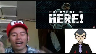 Super Smash bros Ultimate Reaction!!!