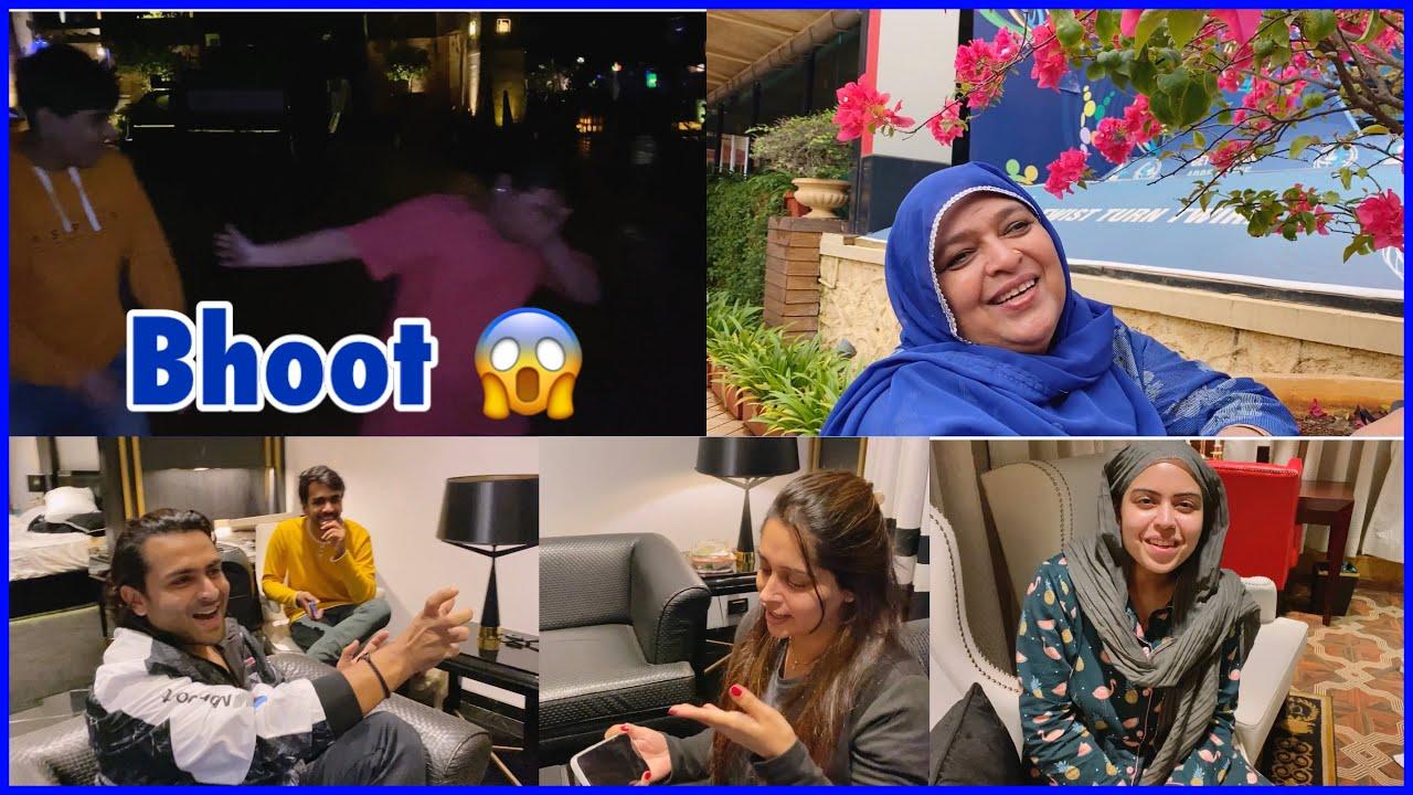 Family reaction on 15 lakhs subscribers 😍 | BHOOT aaya | ghost prank 😱 | ibrahim family | vlog