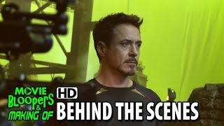 Avengers: Age of Ultron (2015) Making of & Behind the Scenes