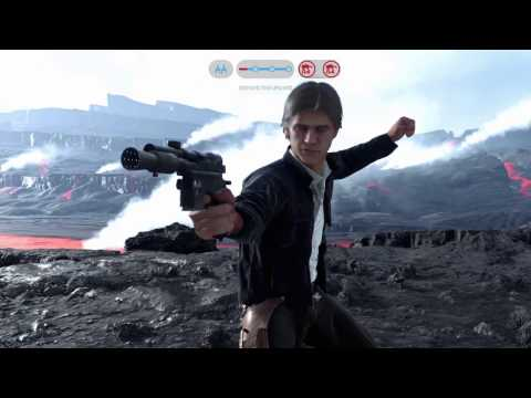 Star Wars Battlefront: Playing until I die: 876 killstreak! (unedited)