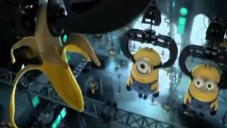 Minions - Banana! Funny Movie!