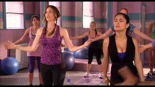 grown ups 2 hot yoga scene