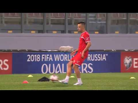 Andre Schembri   National Team Highlights