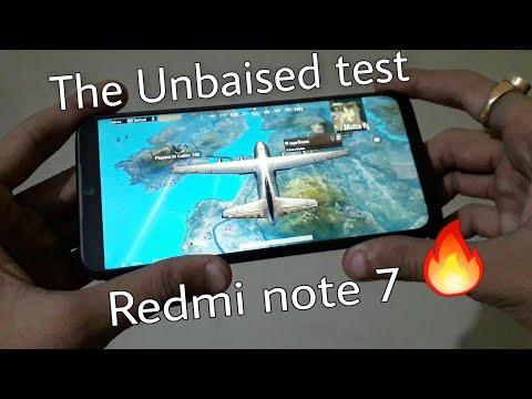 Redmi note 7 pubg test 3Gb Ram in HD graphics - I'm super impressed 🤩