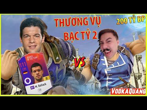 Vodka RICH | Thương vụ bạc tỷ lần 2 của Quang, chơi lớn bán hết HOT +8 để đưa về siêu sao BALLACK +8