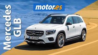 Mercedes GLB 2020 ** SUV compacto con hasta 7 plazas ** Primera prueba