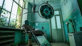 Amazing Abandoned Asylum - Creepy Medical Room & Beautiful Architecture