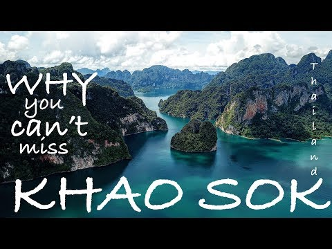 #36. WHY you CAN'T miss KHAO SOK National Park | THAILAND 20