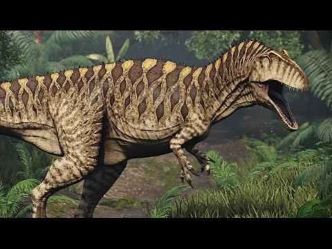 ACROCANTHOSAURUS | Primal Carnage: Extinction