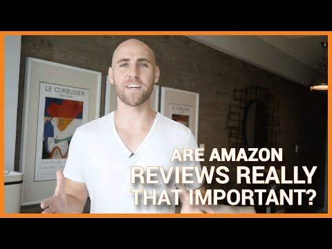 Are Amazon Reviews Really THAT Important?