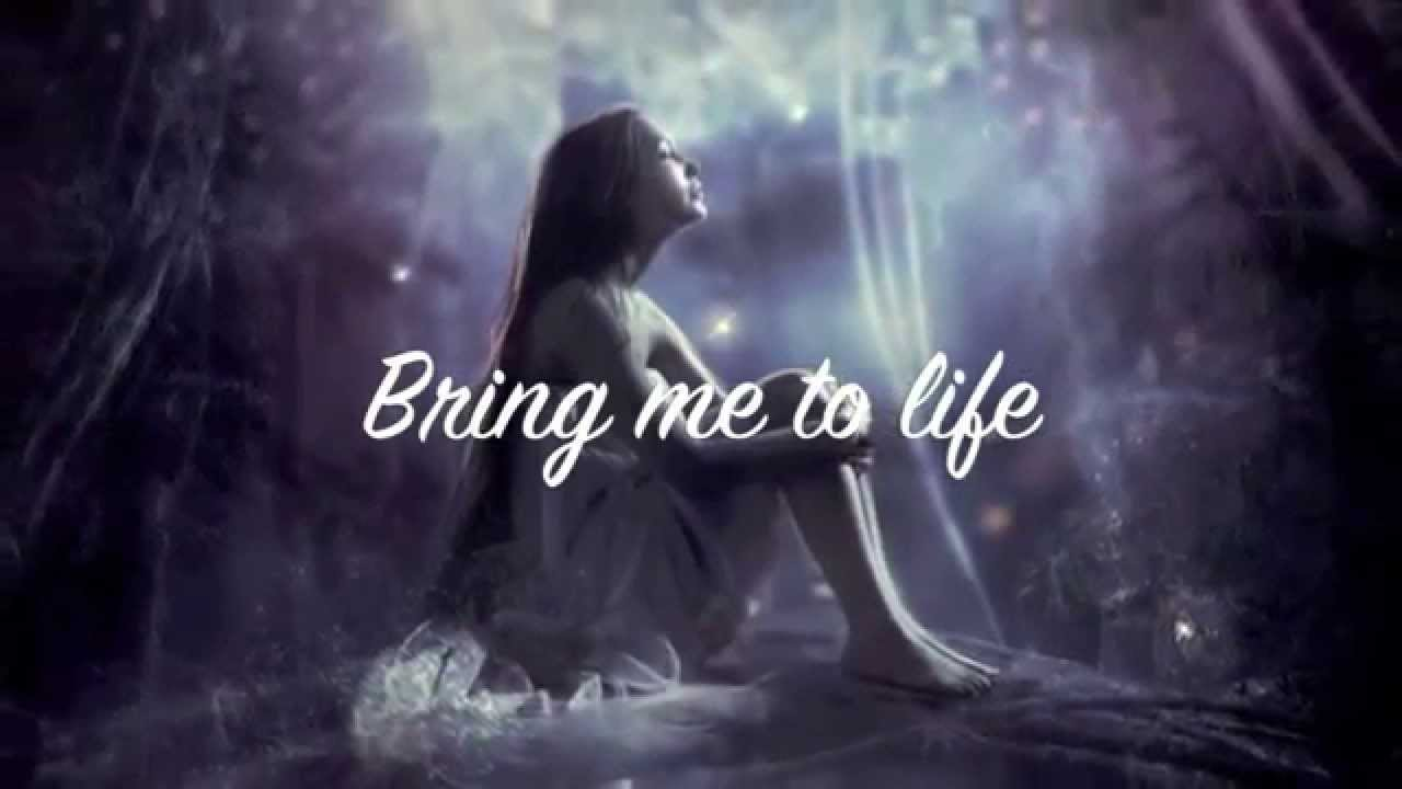 Songtext von Evanescence - Bring Me to Life Lyrics