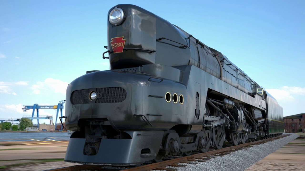 My Thoughts on The PRR T1 Steam Locomotive Trust