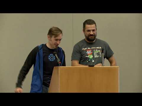 Alexei Kojenov And Alex Ivkin - Hacking A Hackathon For Fun And Profit