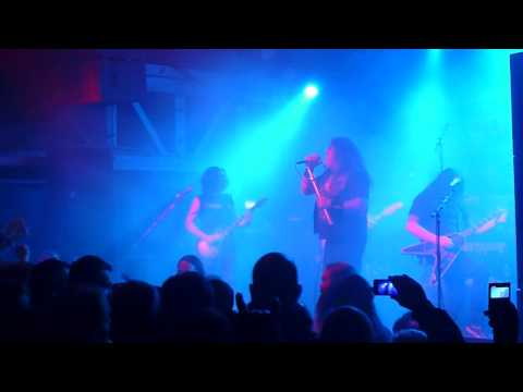 Testament - True American Hate. HD Live @ Glasgow Garage 27/11/2012