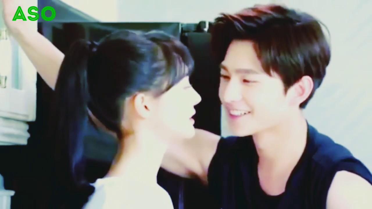 أجمل قصه حب صينية ما بعرف على مسلسل صيني ابتسامة جميلة Youtube