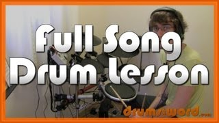 ★ Brianstorm (Arctic Monkeys) ★ Drum Lesson PREVIEW | How To Play Song (Matt Helders)
