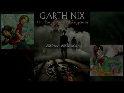 Garth Nix - Mister Monday book trailer