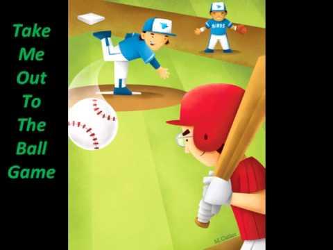 meet me at the ball game lyrics