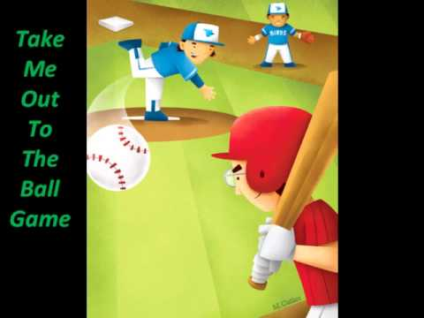 Take me out to the ball game lyrics for Octane Illustrated