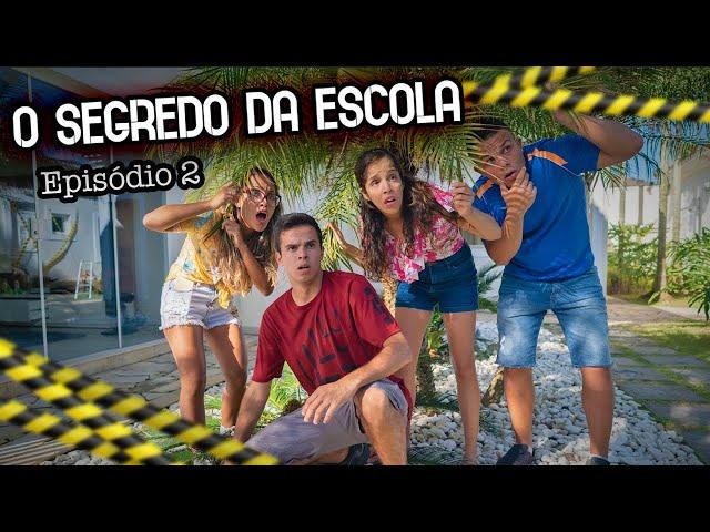O SEGREDO DA ESCOLA! - EPISÓDIO 2  - KIDS FUN