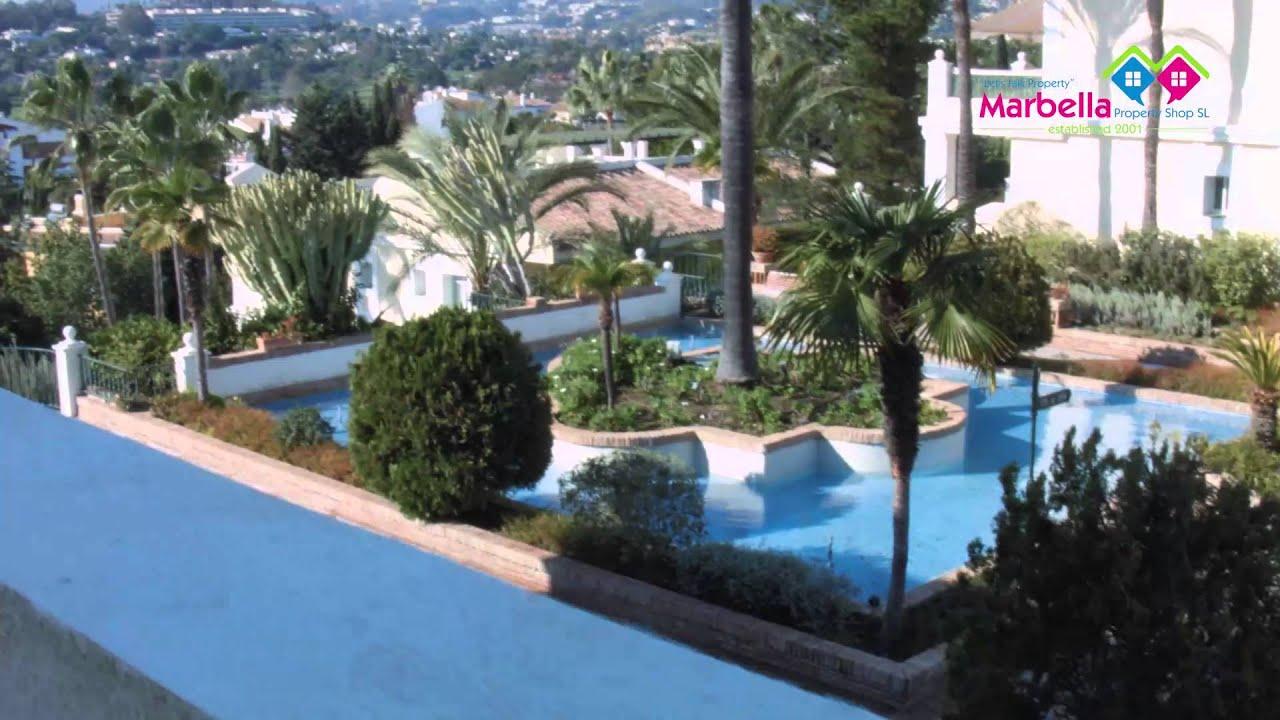 2bd 2bth in Aloha Gardens Nueva Andalucia Marbella Marbella