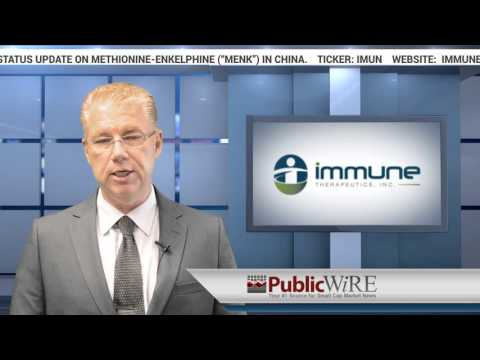 Immune Therapeutics, Inc