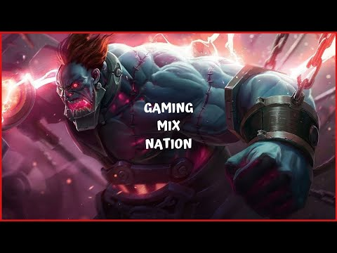 Music for Playing Sion ⚫️ League of Legends Mix ⚫️ Playlist to Play Sion