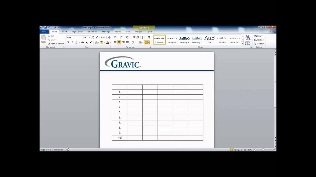 Omr Form Creation Surveys Tests In Ms Word W Tables Omr