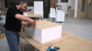 How To Make A Wall Unit