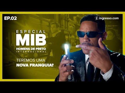 Playlist MIB: Homens de Preto  - Internacional   Série Especial